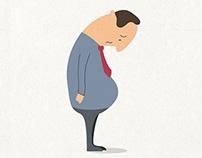 Проблема: Ожирение