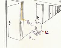 Le Couloir, opportunité d'expression