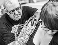 Tattoo Artist - David Mitchell