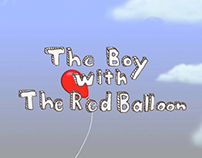 Boy With The Red Balloon