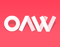 OAW 2014 visual identity