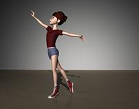 Dancing (Animación)