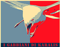 Gabbiani di Karalis
