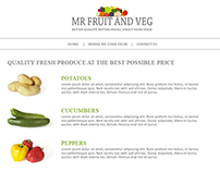 Mr Fruit and Veg