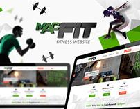 Fitness & Sports Websites