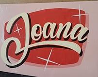 Joana's sign