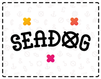 Seadog - Free font