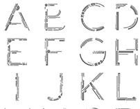 Arkitec Typeface