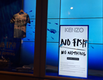 KENZO digital pop-up store