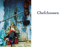 Chefchauen, norte de Marruecos