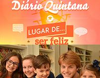 Diário Quintana - Escola Mario Quintana