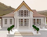 White Classic Home
