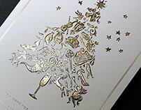 Hotel Cafe Royal Christmas Brochure