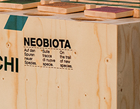 Neobiota. On the trail of new species.