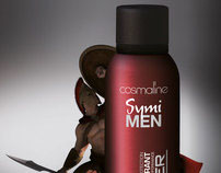 SymiMen Deodorant - The Hidden Force