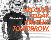 Kill Cliff CrossFit Promotional Items