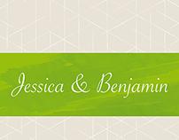 Stationery | Wedding J&B