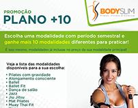 Body Slim - Plano +10