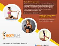 Ativação de alunos - Body Slim