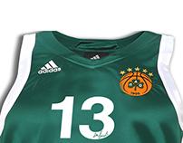 """Signature"" Jersey - PAO B.C. 2010 - 2011"