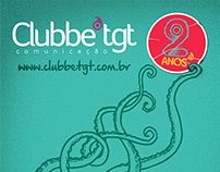 Illustration and Art Direction: two years of Clubbe'tgt