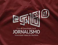 Journalism UFU | Logo Design