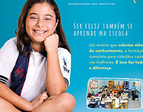 Campanha Colégio BJ 2015