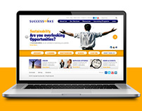 Successwrks - Web Design - 2012