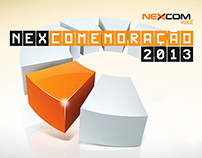 Logo and Art Direction: Nexcom event