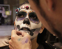 LA CATRINA - PROFESIONAL MAKE UP