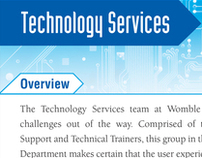 WCSR Internal Staff Group Flyers
