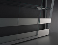 BULTHAUP SOLITAIRES - SHELVING ELEMENT