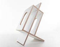 Inquadro / magazine rack