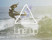 Line up   Surfhouse