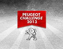 Peugeot Challange 2013