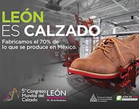 """CICEG: Campaña """"León es calzado"""""""
