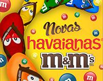 HAVAIANAS M&M'S