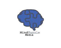 Mind Puzzle Media Logo Metamorphosis