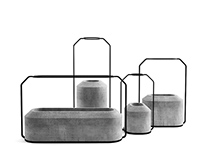 Free 3d model: Weight Vases by Decha Archjananun