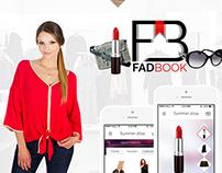 Fad Book - iPhone App