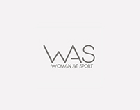 Woman At Sport Logo