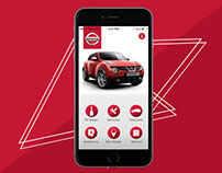 Nissan Colombia App