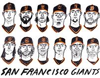 San Francisco Giants | World Series Champions 2014