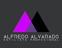 Logo Alfredo Alvarado Estilista Profesional