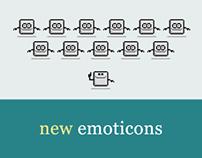 New Emoticons