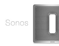 Sonos Icon Design