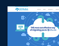 Nimbulus - webdesign
