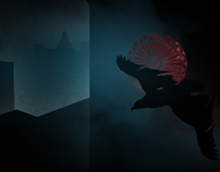 Dracula Animation Loop