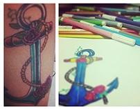 Tatto work - Trabalho Tatuagem