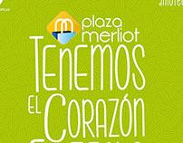 Plaza Merliot 20 años